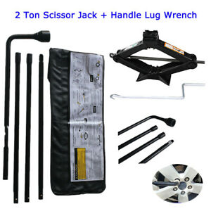 For 2000-14 Chevy Silverado 1500 Spare Tire Tool Kit Replacement Tools With Jack