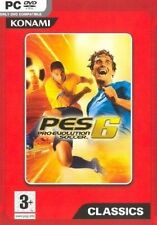 Pes - Pro Evolution Soccer 6 - Classics PC DVD-Rom