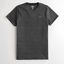Hollister-homme-a-encolure-ras-du-cou-a-manches-courtes-Muscle-must-have-Courbe-Tee-Logo-T-Shirt miniature 22