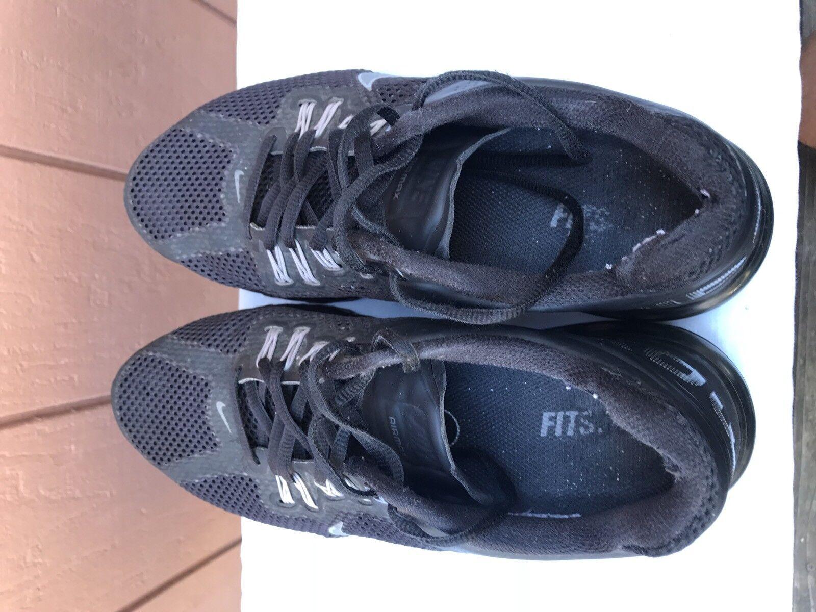 les hommes nous nike air max   noire 2013 noire  554886-001 gris sombre des chaussures de 160  a2 60a19a