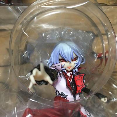 1//8 PVC Figure Touhou Project Remilia Scarlet Benimajo the legendary version