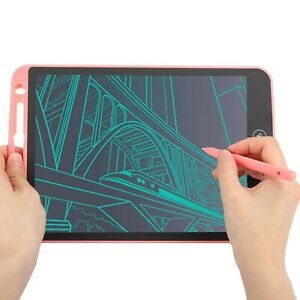 """LCD Writing Pad for Kids,10"""" LCD Writing Tablet Drawing Board Colorful Electr..."""