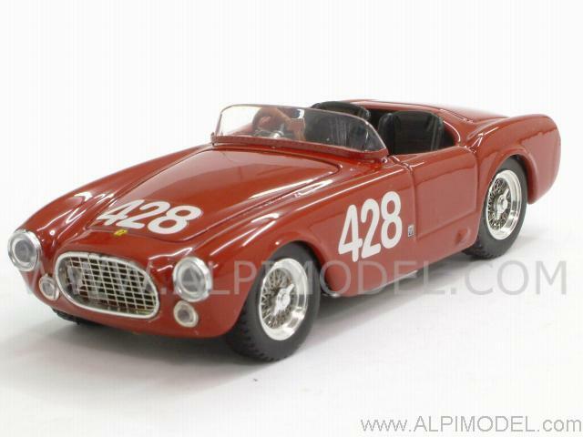 Ferrari 225 S Giro di Sicilia 1953 MASETTI-Loops 1 43 Art 098
