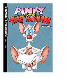 Pinky-and-the-Brain-Volume-2-4-Disc-DVD-NEW
