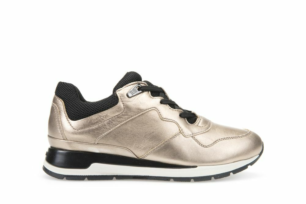 GEOX SCARPA  DONNA INVERNALE 000KY SNEAKER SHAHIRA D44N1A 000KY INVERNALE d64ce6