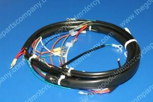 Harley Sportster Wiring Harness on