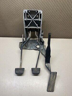 Transmission & Drive Train Clutch Pedal + Pedal Pad Metal Clutch ...