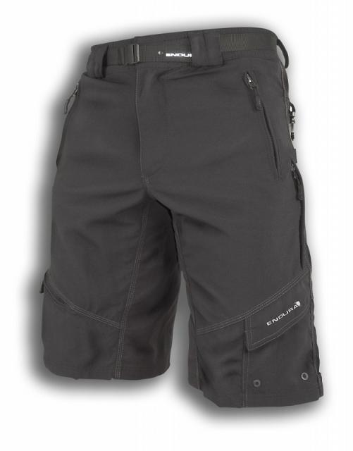 Pantalone ( freeride   allmountain   dh) - ENDURA HUMMVEE II black