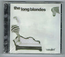 THE LONG BLONDES - COUPLES - CD 10 TITRES - 2008 - NEUF NEW NEU