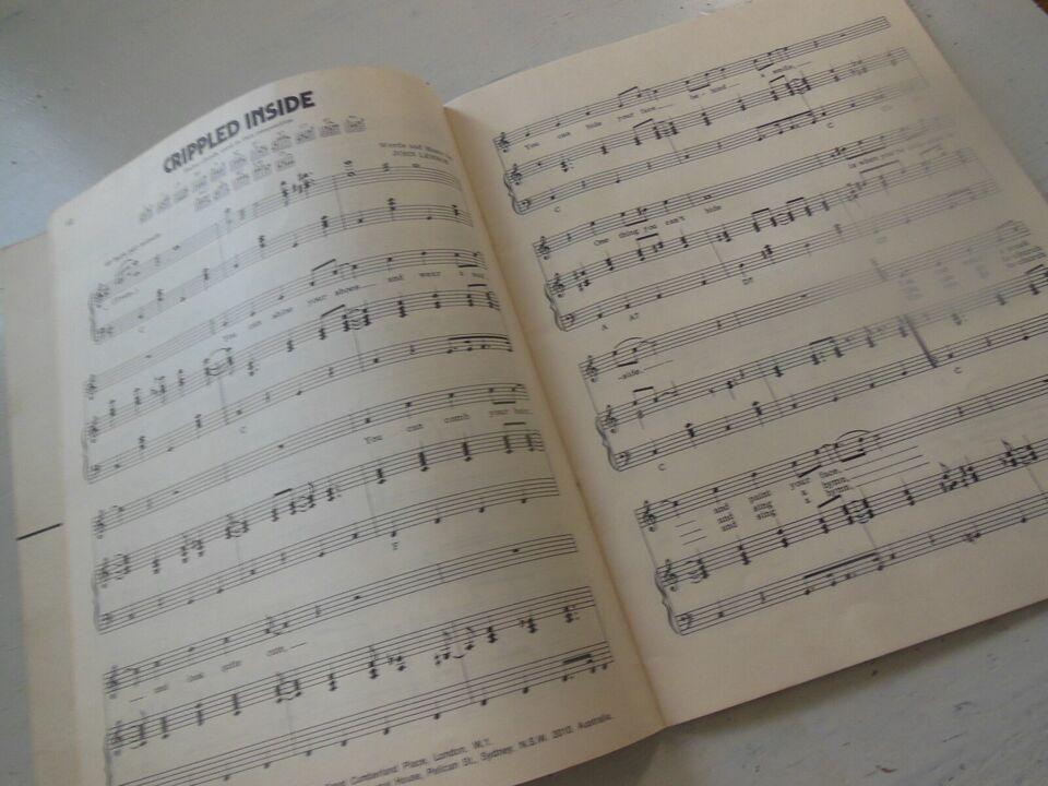 Seperate Souls (1971), John Lennon & Paul McCartney