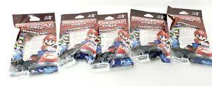 Nintendo-Monopoly-Gamer-Mario-Kart-Power-Pack-Game-Piece-Lot-of-5
