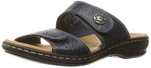 Clarks CLARKS Womens Leisa Lacole Slide Sandal- Pick SZ color.