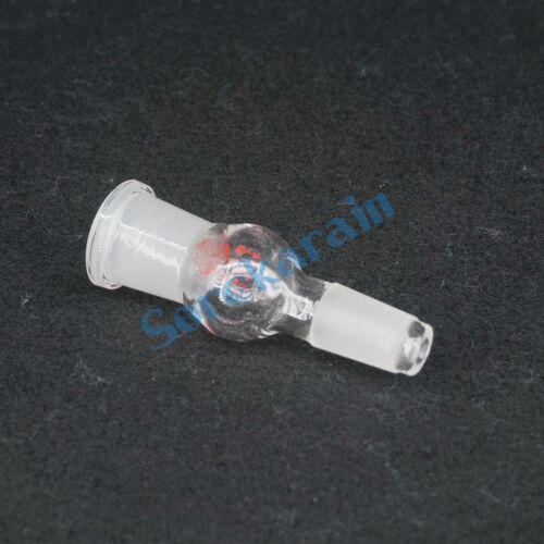 24//29 Female to 19//26 Male Joint Lab Glass Reducing Transfer Adapter Glassware