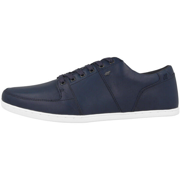 Boxfresh Spencer ICN Leather Sneaker Schuhe Men Herren navy E14731 Sparko Stern