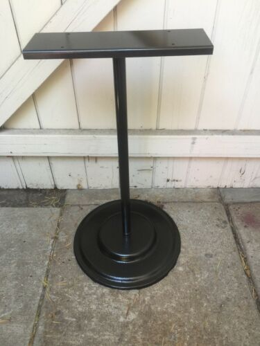 pipe stand for 2 gumball//candy vending machine oak acorn eagle a/&a