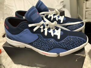 Details about Adidas Stella McCartney Ararauna Dance Shoes Trainers Studio Sneakers Blue US10