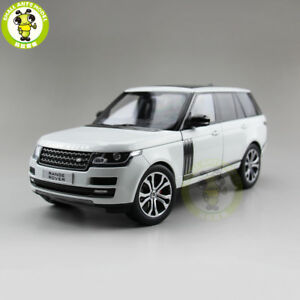 Land Rover Models >> Details About 1 18 Lcd Land Rover Range Rover Suv Diecast Car Model Toys For Kids Boys Gift