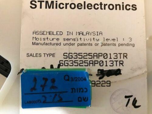 IC REG CTRLR BCK//PSH-PULL 16SOIC 10X STM SG3525AP013TR CUT TAPE