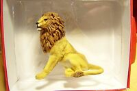 Preiser 1:25 Scale 47505 Sitting Lion : Animal Figure