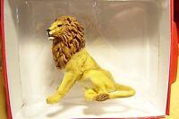 Preiser 1:25 Scale 47505 Sitting Lion : Animal Figure