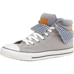 Converse-Mens-CT-All-Star-Hi-Tops-Drizzle-White-UK-8-5-SUMMER-2015-SALE