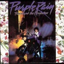 Purple Rain by Prince/Prince and the Revolution (CD, Jul-1987, Warner Bros.)