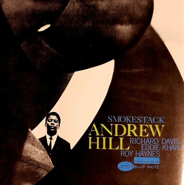 ANDREW HILL - Smoke Stack - CD - Original Recording Remastered - **LIKE NEW**