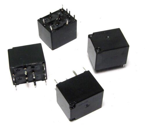 12VDC 4x NAIS ACT212 // ACT 212 Automotive Print-Relais 2x UM NOS