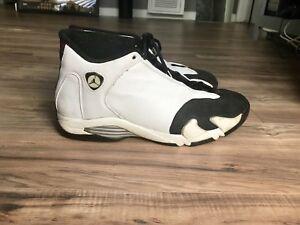 d9530b9aa96826 Jordan 14 Black Toe OG (1998) Sz 14 Fourteen XIV 1 2 3 4 5 6 7 8 9 ...