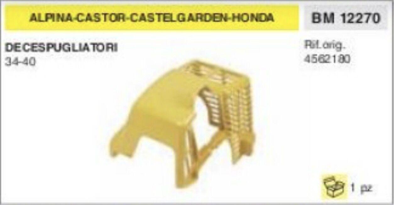 autentico online 4562180 CARTER CUFFIA MOTORE DECESPUGLIATORE ALPINA CASTOR CASTELGARDEN 34 30 30 30  grandi risparmi