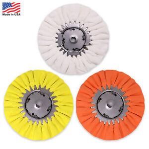 8-034-x-5-8-034-Airway-Buffing-Wheel-Variety-3-Pack-Orange-Yellow-White-1-Each