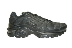 Details about Mens Nike Tuned 1 Air Max Plus TN 604133050 Black