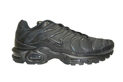 Homme Nike Tuned 1 Air Max Plus TN - 604133050-Noir | eBay