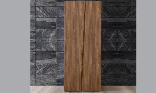 à d\'orme portes Armoire tournantes chambre bois moderne de ...
