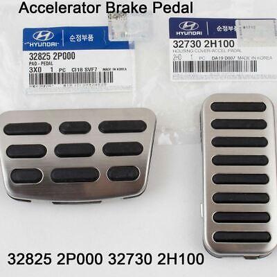OEM 32825 2P000 32730 2H100 Aluminium Accelerator Brake Pedal for Kia Niro