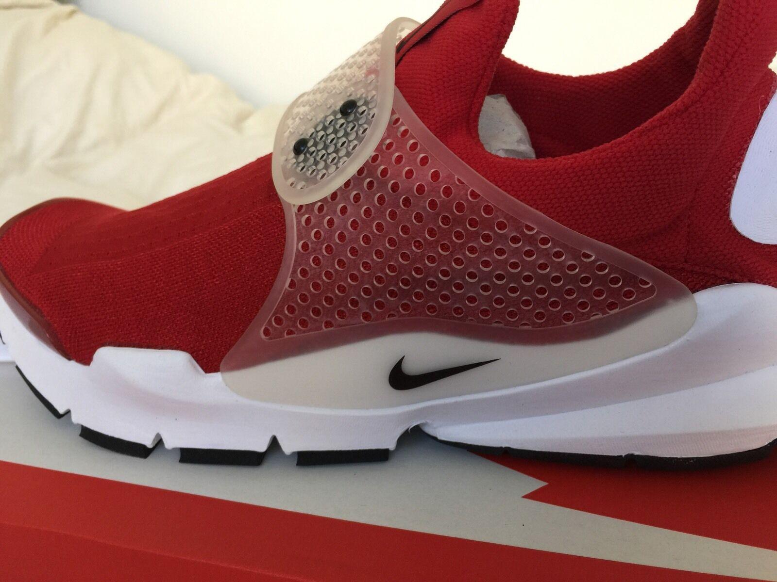 Nike - dart - / sport rot / - schwarz - 12mit der quittung d346eb
