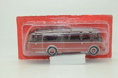 1:43 Altaya Bus Collection Fiat 308//2 Interurbano Italy 1972 blue