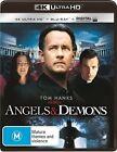 Angels & Demons (Blu-ray, 2016, 2-Disc Set)