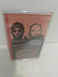 Eightball-amp-MJG-In-Our-Lifetime-Cassette-Tape-SEALED-NEW