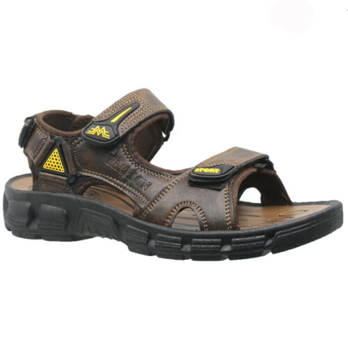 MENS WALKING OUTDOOR SPORTS HIKING SUMMER BEACH SANDALS SHOES SIZE