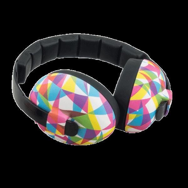 Banz Kids Hearing Protection Earmuffs Geo Design