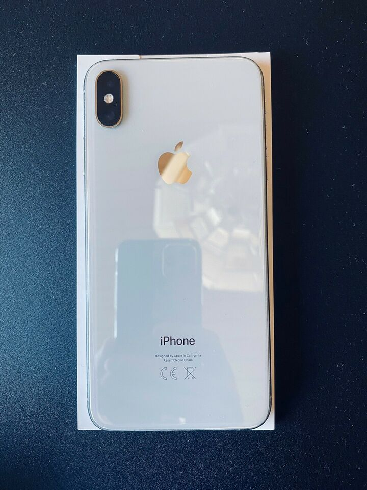 iPhone XS Max, 256 GB, grå