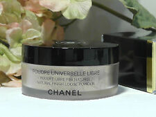 CHANEL POUDRE UNIVERSELLE LIBRE Natural Finish Loose Powder 20 CLAIR - 30g. NIB