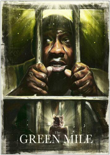The Green Mile Classic Movie Poster Art Print A0 A1 A2 A3 Maxi