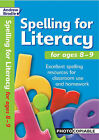 Spelling for Literacy for Ages 8-9 by Andrew Brodie, Judy Richardson (Paperback, 2004)