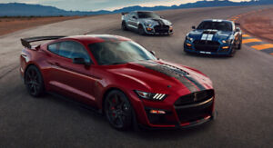 2021 Shelby Mustang GT GT500