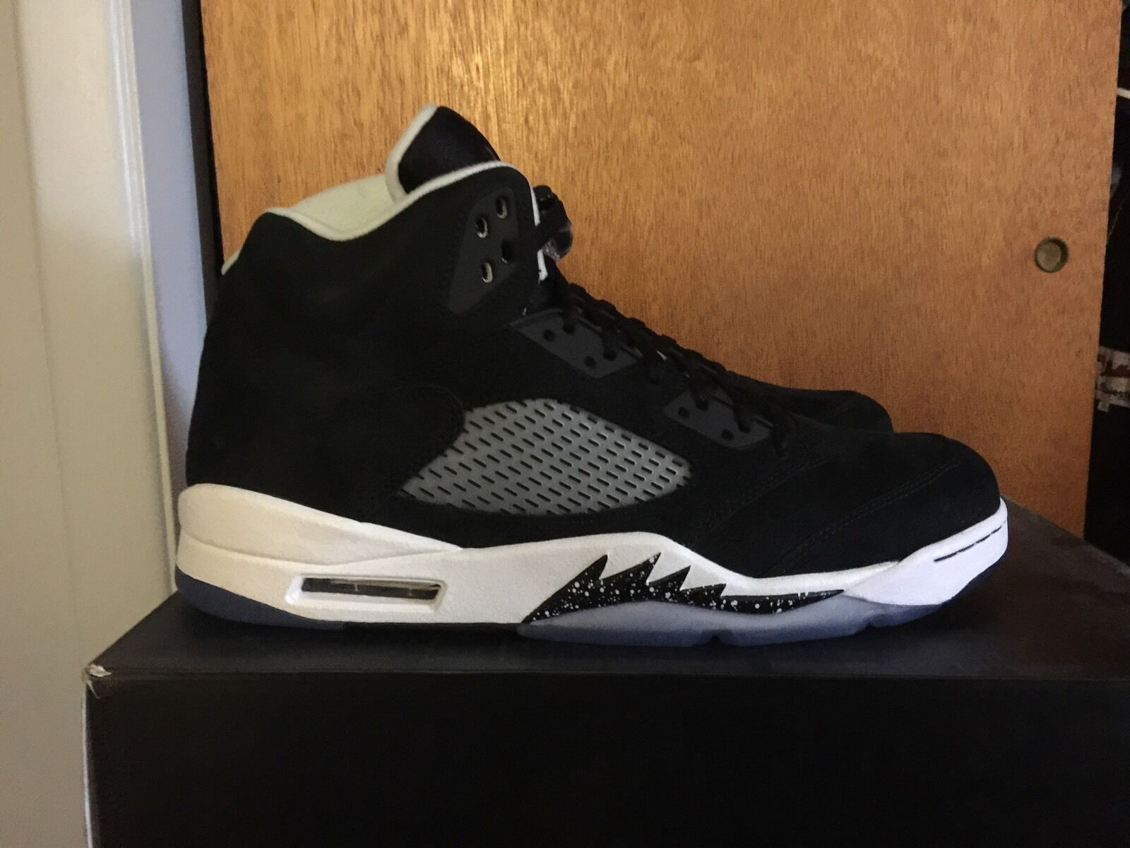 Jordan 5 Oreo DS  Cheap and fashionable