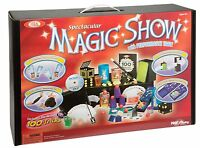 Cadaco 100-trick Magic Show With Performance Table - 0C4769 Toys
