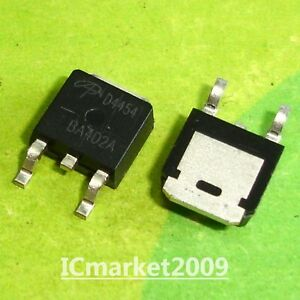 4 PCs AOD2922 a/&o N Channel MOSFET 100V 5A 17W TO252 NEW #BP