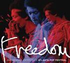 Freedom: Atlanta Pop Festival 1970 [Digipak] by Jimi Hendrix/The Jimi Hendrix Experience (CD, Aug-2015, 2 Discs, Legacy)